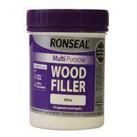 Multipurpose Wood Filler Tub White 465g