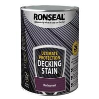 Ultimate Protection Decking Stain Blackcurrant 2.5...