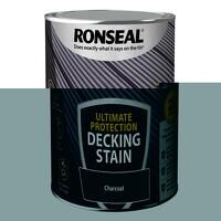 Ultimate Protection Decking Stain Charcoal 2.5 litre