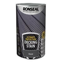 Ultimate Protection Decking Stain Charcoal 5 ...