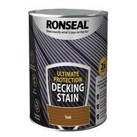 Ultimate Protection Decking Stain Rich Teak 2.5 litre