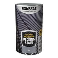 Ultimate Protection Decking Stain Slate 5 litre