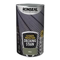 Ultimate Protection Decking Stain Willow 5 litre