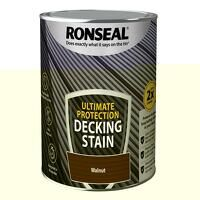 Ultimate Protection Decking Stain Walnut 2.5 litre