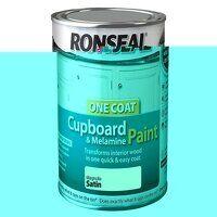 One Coat Cupboard & Melamine Paint Magnolia Satin ...