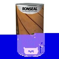 Quick Drying Decking Stain Rocky Grey 5 litre