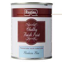 Chalky Finish Paint Blenheim Blue 250ml