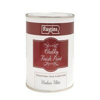 Chalky Finish Paint Windsor White 500ml