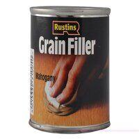 Grain Filler Mahogany 230g