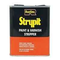 Strypit Paint & Varnish Stripper 2.5 litre