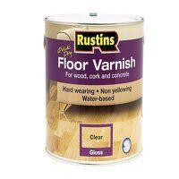 Quick Dry Floor Varnish Gloss 2.5 litre