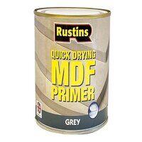 Quick Drying MDF Primer Grey 250ml