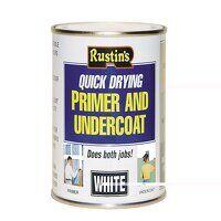 Quick Dry Primer & Undercoat White 500ml