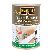 Quick Dry Stain Block & Multi Surface Primer 250ml