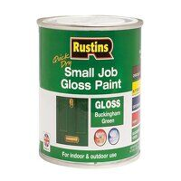 Quick Dry Small Job Gloss Paint Buckingham Gr...