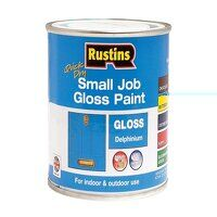 Quick Dry Small Job Gloss Paint Delphinium 250ml