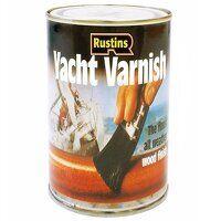 Yacht Varnish Gloss 1 litre