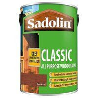 Classic Wood Protection Redwood 2.5 litre