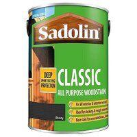 Classic Wood Protection Ebony 2.5 litre
