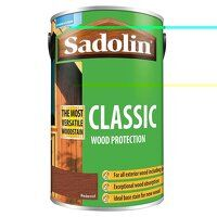 Classic Wood Protection Redwood 5 litre