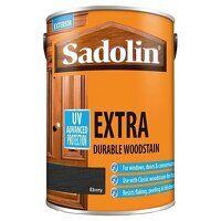 Extra Durable Woodstain Ebony 2.5 litre
