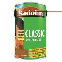 Classic Wood Protection Antique Pine 5 litre