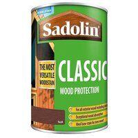Classic Wood Protection Teak 1 litre