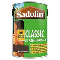 Classic Wood Protection Jacobean Walnut 2.5 litre