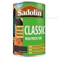Classic Wood Protection Dark Palisander 1 litre