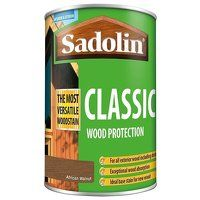 Classic Wood Protection African Walnut 1 litre