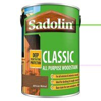 Classic Wood Protection African Walnut 2.5 litre