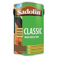 Classic Wood Protection African Walnut 5 litre