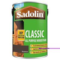 Classic Wood Protection Rosewood 2.5 litre