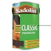 Classic Wood Protection Rosewood 5 litre