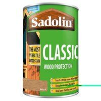 Classic Wood Protection Natural 1 litre