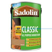 Classic Wood Protection Natural 2.5 litre