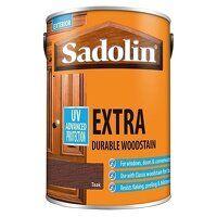 Extra Durable Woodstain Teak 2.5 litre