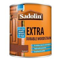 Extra Durable Woodstain Redwood 500ml