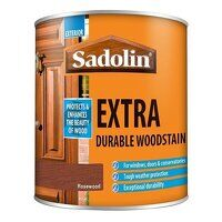 Extra Durable Woodstain Rosewood 500ml