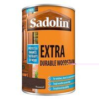 Extra Durable Woodstain Rosewood 1 litre