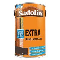 Extra Durable Woodstain Rosewood 5 litre