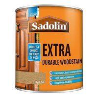 Extra Durable Woodstain Light Oak 500ml