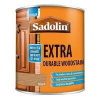 Extra Durable Woodstain Natural 500ml