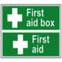 First Aid Box / First Aid - PVC 300 x 20...