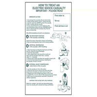 How To Treat An Electric Shock Casualty ...