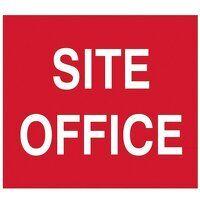 Site Office - PVC 600 x 400mm