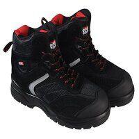 Bobcat Low Ankle Black Hiker Boots UK 11 EUR 46