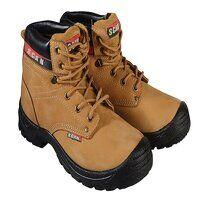 Cougar Nubuck Safety Boots UK 12 EUR 47