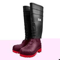 Safety Wellingtons UK 10 EUR 44