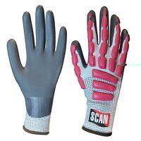 Anti-Impact Latex Cut 5 Gloves - XL (Size 10)